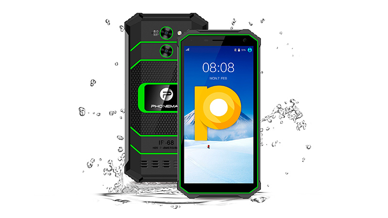 Best Price IP68 18:9 Rugged Smartphone R2S