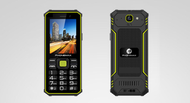 Rugged Feature Phone